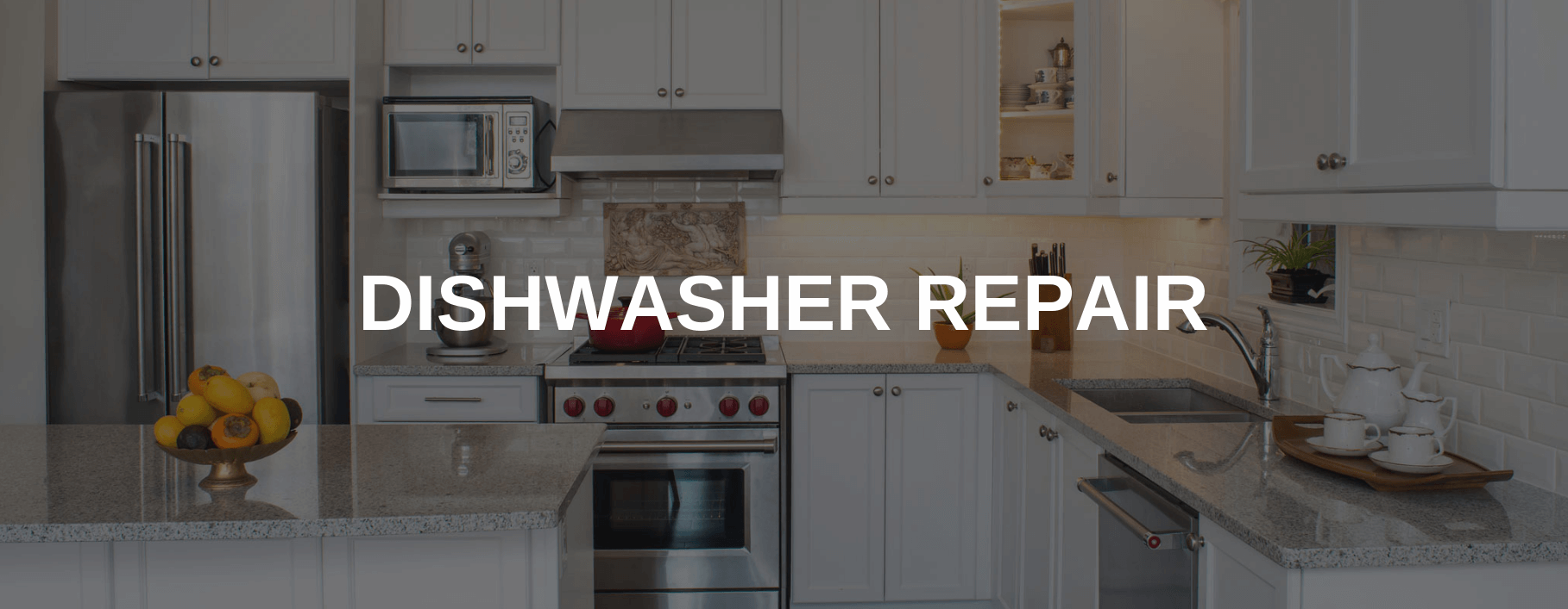 dishwasher repair atlanta