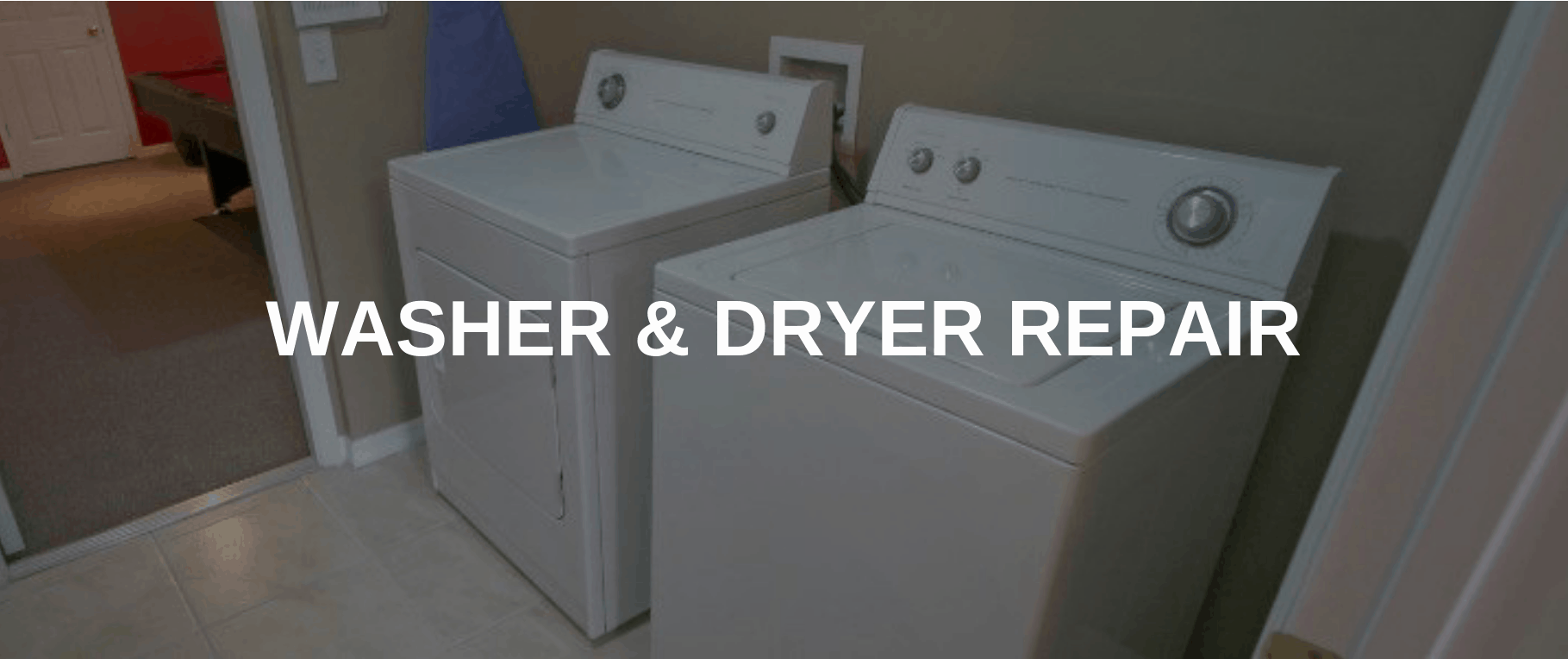 washing machine repair atlanta ga